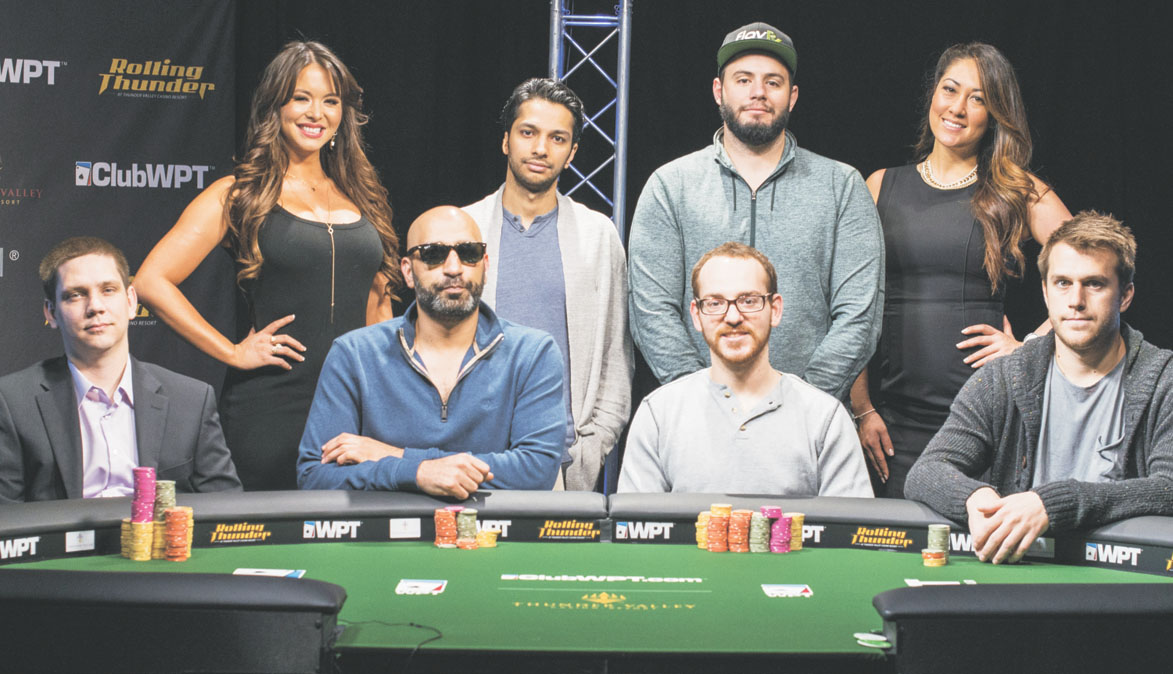 rolling thunder final table