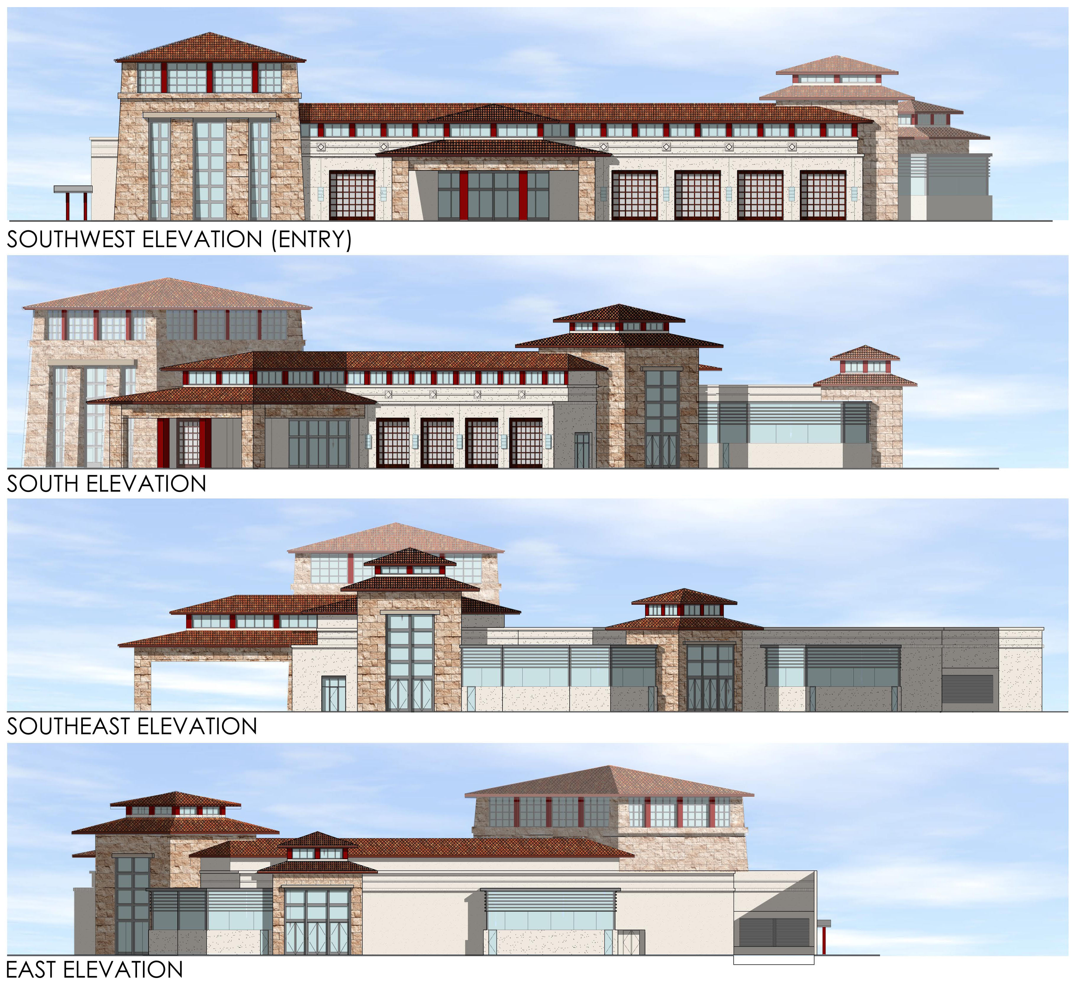 bay 101 new casino elevations